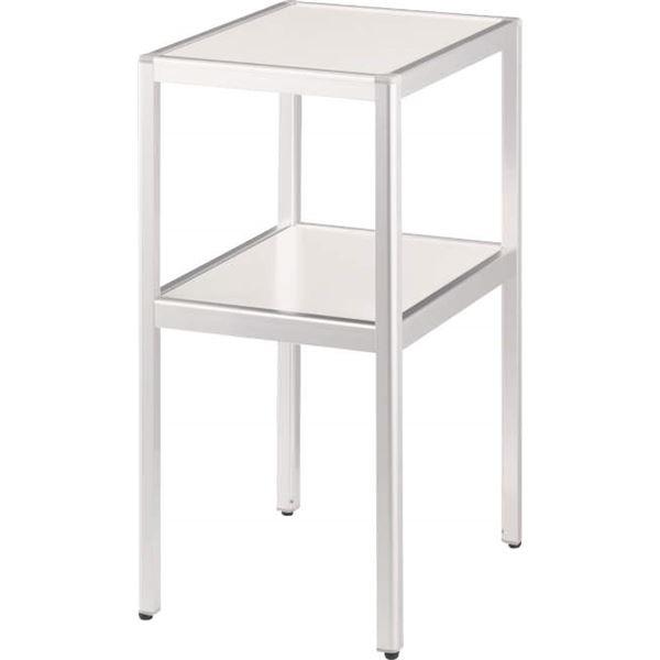 直送・ コーナーテーブル CT-350W ホワイト 別商品の同時注文