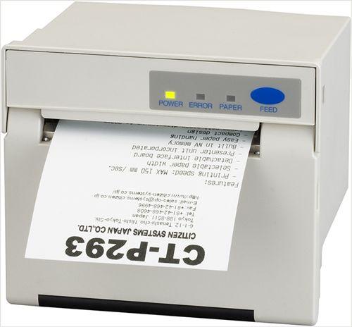 CT-P293-ALJ-WH-AT 「直送」【・他メーカー同梱】 シチズン・システムズ サーマルパネルプリンタ CT-P293 CT-P293-ALJ-WH-AT シチズン・システムズ サーマルパネルプリンタ CT-P293