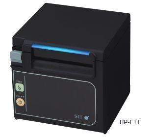 RP-E11-K3FJ1-1 「直送」【・他メーカー同梱】 セイコーインスツル POSプリンタ RP-E11 黒色 前紙排出 USB/シリアル接続 RP-E11-K3FJ1-1 セイコーインスツル POSプリンタ RP-E11 黒色 前紙排出 USB/シリアル接続