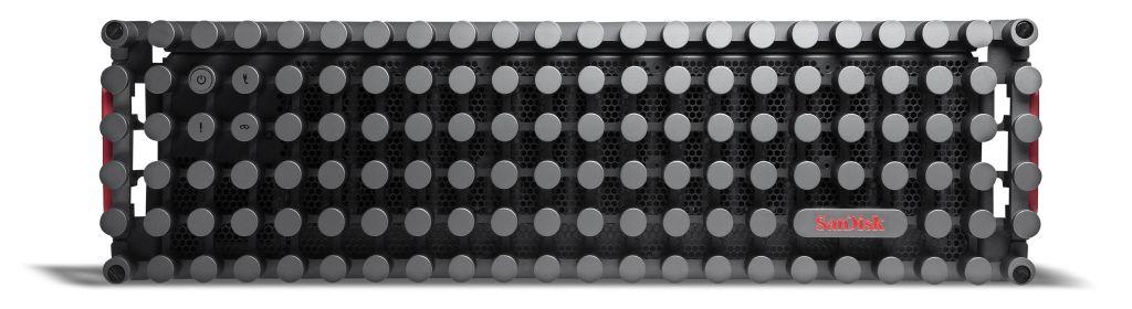 【キャンセル不可】SDIF100-2Y1M0000 「直送」【代引不可・他メーカー同梱不可】 サンディスク InfiniFlash - Box - IF100 - 512TB - Mini (8TB version) 【1入】