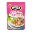 ペットライン 4902418613864 ごちそうタイムパウチ 若鶏レバーとごろごろ野菜のポトフ 70g