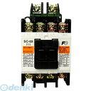 富士電機 [SC-N2 COIL-AC200V 2A2B] 標準形電磁接触器(ケースカバーなし) SCN2COILAC200V2A2B【送料無料】