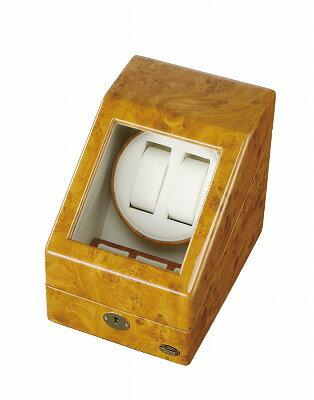 エスプリマ(Esprima) [F20001RW] 木製2連ワインディングマシーン LU-20001RW