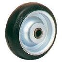 【あす楽対応】オーエッチ工業 [OH35M-200] OH プレスキャスター 車輪のみ ゴム車 200mm OH3 OH35M200