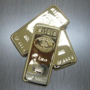 [801-082] 金インゴット レプリカ 80...の商品画像