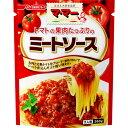 4902110374322 「直送」【代引不可・他メーカー同梱不可】 日清フーズ トマトの果肉ミートソース 260g