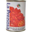 其它 - 8006643000928 「直送」【代引不可・他メーカー同梱不可】 オーバーシーズ 皮なしトマト缶 ダイス 400g