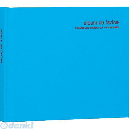 ナカバヤシ [34795] ドゥファビネ ブック式アルバム ミニ アH−MB−91−B ブルー 34795