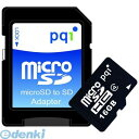 PQI Japan [DCMSD4-16G] マイクロSDHC16GBクラス4 DCMSD416G【5400円以上送料無料】