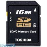 東芝(TOSHIBA) [SD-L016G4] SDHCカード 16GB Class4 日本製 【国内正規品】 SDL016G4【5400円以上送料無料】 02P03Dec16
