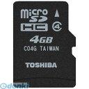 東芝(TOSHIBA) [SD-MK004G] microSDHCカード 4GB Class4 【国内正規品】 SDMK004G【5400円以上送料無料】 02...