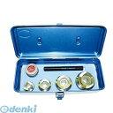 西田製作所 [CLHCPSET] 電線管用チャッカー 薄鋼電線管刃物用セット
