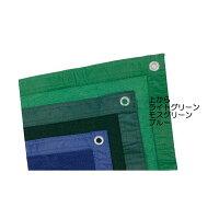 [KT742L]KT 防風ネット 遮光ネット 0.9×10m ライトグリーン 日本製の画像