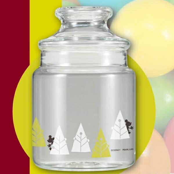 【Disneyzone】パール金属 [MA-1603] ディズニー キャンディーポット(ミッキーマウス・かくれんぼ) MA1603【キャンセル不可】
