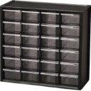 【あす楽対応】IRIS [PC-310-BK] パーツ収納 パーツキャビネット PC−310 ブラック (2393 PC310BK
