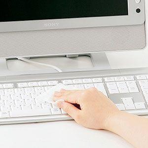 サンワサプライ [CD-WT1H20] OAウェットティッシュ(パソコン用) CDWT1H20