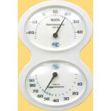 タニタ(TANITA)[TT-509-WH]温湿度計(ホワイト【納期:約10日】 タニタ(TANITA) [TT-509-WH] 温湿度計(ホワイト TT509WH【5250円以上