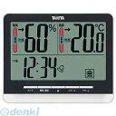 【納期:約10日】 タニタ(TANITA)[TT-538-BK] デジタル温湿度計 TT538BK