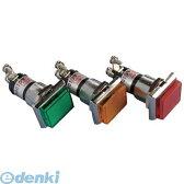 【AST】坂詰製作所[DO816HKJAC100VGG] ランプ交換型超高輝度LED表示灯(AC100V接続) 緑 φ16【あす楽対応】 02P03Dec16