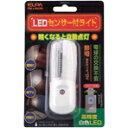 エルパ LEDセンサーライト PM-L100(W)