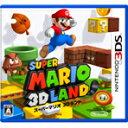 【送料無料】任天堂 スーパーマリオ3Dランド【3DS専用】 CTRPAREJ