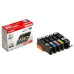 【】キヤノン インクカートリッジ 5色マルチパック(大容量) BCI351XL+350XL5MP [BCI351XL350XL5MP]