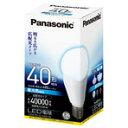 【ポイント10倍(〜8/6AM00:59まで)】パナソニック LED電球 E26口金 全光束485lm(6.6W一般電球タイプ 広配光タイプ) 昼光色相当 LDA7DGK40W [LDA7DGK40W]