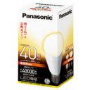 【ポイント10倍(〜8/6AM00:59まで)】パナソニック LED電球 E26口金 全光束485lm(6.6W一般電球タイプ 広配光タイプ) 電球色相当 LDA7LGK40W [LDA7LGK40W]