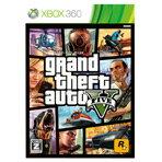 【】テイクツー?インタラクティブ?ジャパン Grand Theft Auto V(グランド?セフト?オートV)【Xbox 360】 JES100290 [JES100290]