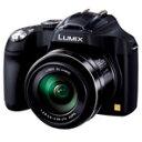 【ポイント10倍(〜9/8AM09:59まで)】【台数限定】【送料無料】パナソニック デジタルカメラ LUMIX ブラック DMC-FZ70-K [DMCFZ70K]