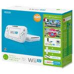 【】任天堂Wii U 马上能玩的家庭高端组套+Wii Fit U 白色 WUPSWAFT [WUPSWAFT][【】任天堂 Wii U すぐに遊べるファミリープレミアムセット+Wii Fit U シロ WUPSWAFT [WUPSWAFT]]