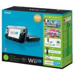 【祝!老鹰乐队在日本第一!】【点2倍(?11/7AM连01:59)】【】任天堂Wii U 马上能玩的家庭高端组套+Wii Fit U 黑WUPSKAFT [WUPSKAF[【祝!イーグルス 日本一!】【ポイント2倍(?11/7AM01:59まで)】【】任天堂 Wii U