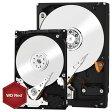 【送料無料】Western Digital 内蔵型 6TB HDドライブ WD Red(3.5inch) WD60EFRX [WD60EFRXC]