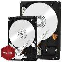 【送料無料】Western Digital 内蔵型 6TB HDドライブ WD Red(3.5inch) WD60EFRX [WD60EFRXC]【SPOA】