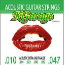 キクタニミュージック ギター弦 K-Garage STRINGS Acoustic ACOUSTIC010-047 [ACOUSTIC010047]