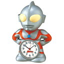 【送料無料】SEIKO 目覚まし時計 ウルトラマン JF336A