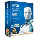 【送料無料】キャノンITソリューションズ ESET ファミリー セキュリティ 2014【Win/Mac/Android版】(CD-ROM) ESETフアミリ-セキユリ2014HC [ESETフアミリ-セキユリ2014HC]【KK9N0D18P】