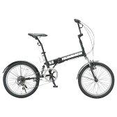 【送料無料】OTOMO 20インチ折りたたみ自転車 HUMMER マットブラック HUMMERFDB206WSUSマツトブラツク [HUMMERFDB206WSUSマツトブラツク]【0722retail_coupon】