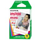 富士フイルム インスタントカラーフィルム instax mini INSTAXMINIKR1 [INSTAXMINIKR1]【KK9N0D18P】