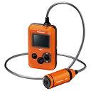 【送料無料】パナソニック ウェアラブルカメラ オレンジ HX-A500-D [HXA500D]【1021_flash】