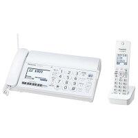 �ѥʥ��˥å��ǥ����륳���ɥ쥹FAX(�ҵ�1�楿����)�ۥ磻��KX-PD304DL-W