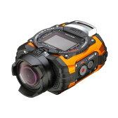 【送料無料】リコー アクションカメラ オレンジ WG-M1 オレンジ [WGM1オレンジ]