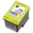 エコリカ リサイクルインクカートリッジ カラー ECI-HP110C-V [ECIHP110CV]【SPOA】【10P03Dec16】