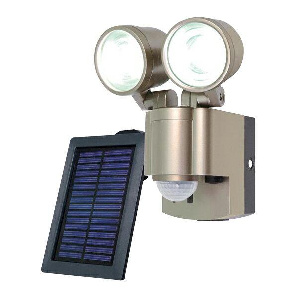 【送料無料】エルパ ソーラー発電式LEDセンサーライト ESL302SL [ESL302S…...:edion:10090935