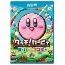 任天堂 タッチ!カービィ スーパーレインボー【Wii U専用】 WUPPAXYJ [WUPPAXYJ]