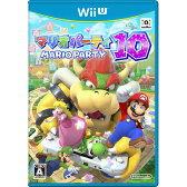 【送料無料】任天堂 マリオパーティ10【Wii U専用】 WUPPABAJ [WUPPABAJ]