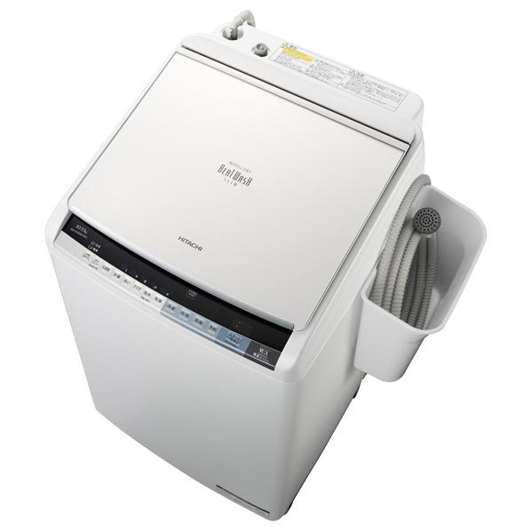 【送料無料】日立 10.0kg洗濯乾燥機 オリジナル ビートウォッシュ ホワイト BW-D100WV E3 W [BWD100WVE3W]【KK9N0D18P】