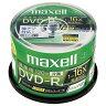 マクセル 16倍速対応 DVD-Rディスク 50枚入り DRD120WPC50SPB [DRD120WC50SPB]【KK9N0D18P】【05P27May16】