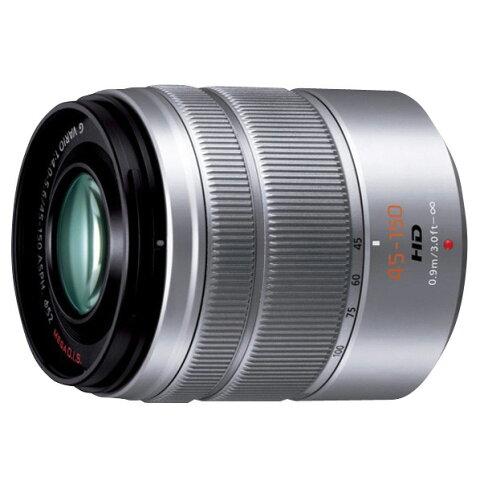 【送料無料】パナソニック 望遠ズームレンズ LUMIX G VARIO 45-150mm/F4.0-5.6 ASPH. /MEGA O.I.S. シルバー H-FS45150-S [HFS45150S]
