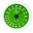 タニタ 温湿度計 グリーン TT515GR [TT515GR]